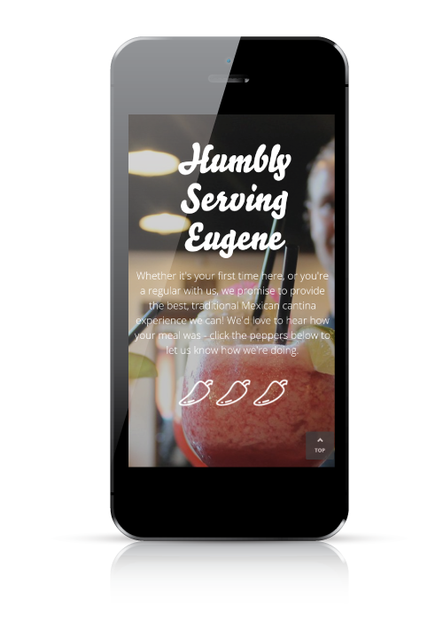 Chula's | Website Design
