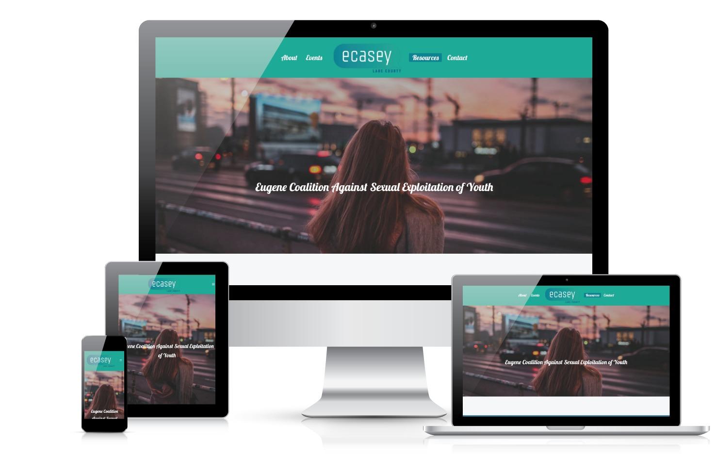 Ecasey | Web Design