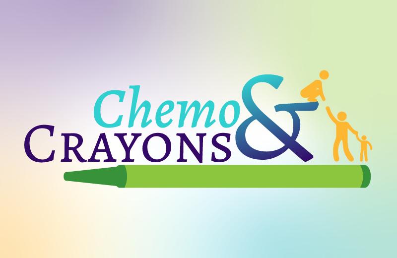 Chemo & Crayons - branding - Full Logo