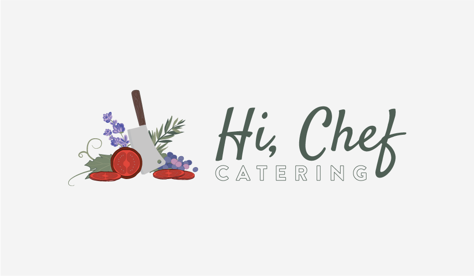 Hi, Chef full logo