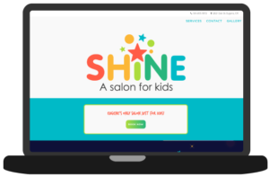 Shine A Salon For Kids