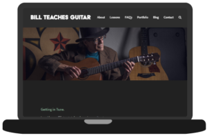Bill Teaches Guitar