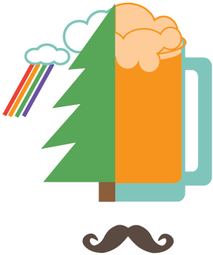 Tree Rainbow Beard graphic