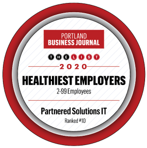 Healthiest Employer Award 2020